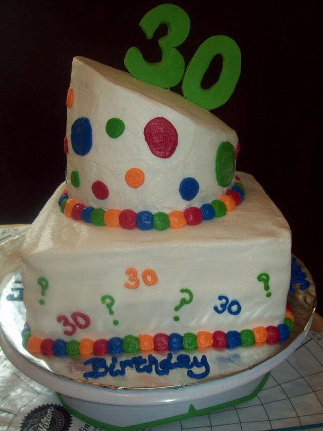 Awesome 30Th Birthday Cakes Awesome 30th Birthday Cake Ideas Classic Style Smart 30th
