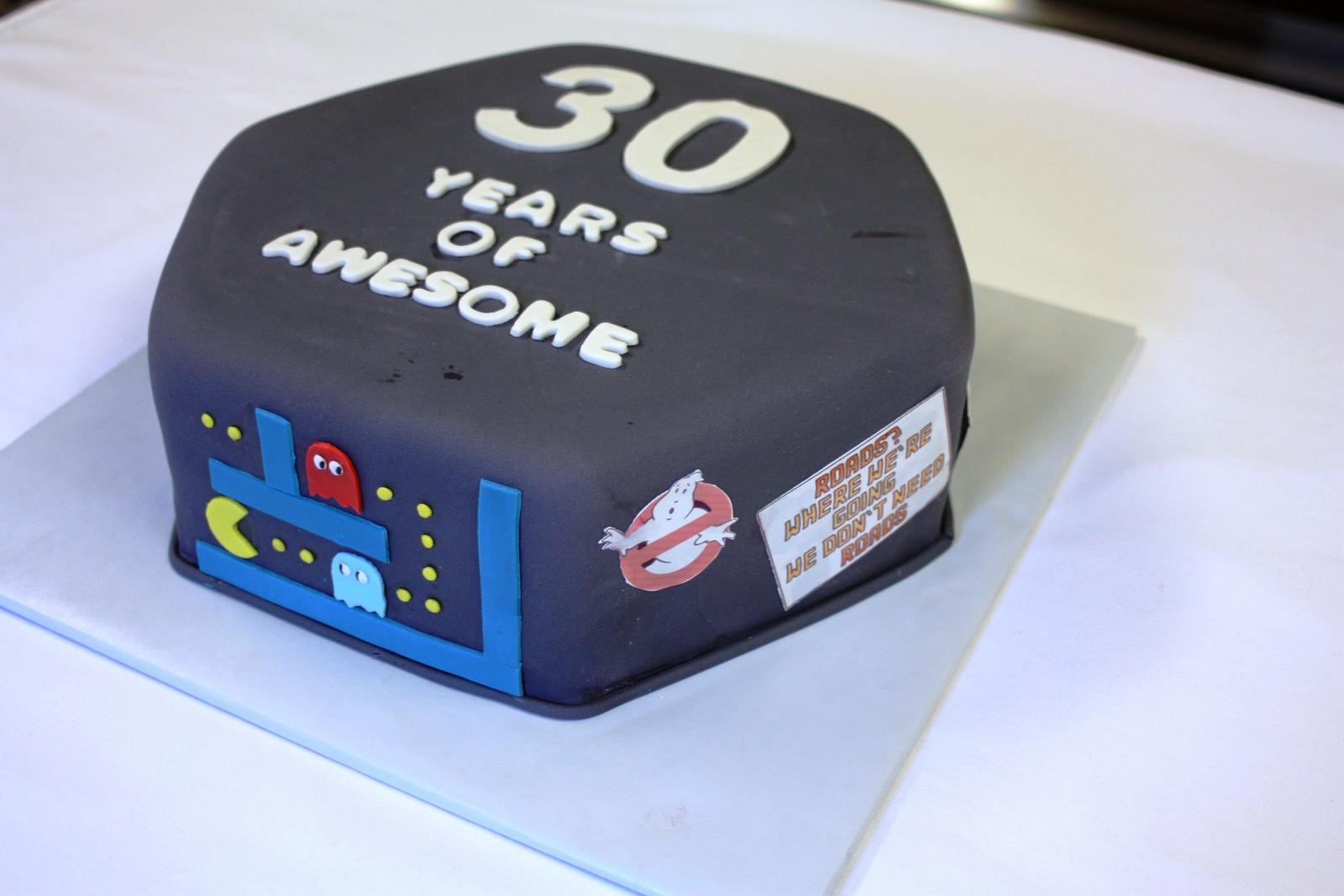Awesome 30Th Birthday Cakes Funny 30th Cake Ideas Protoblogr Design