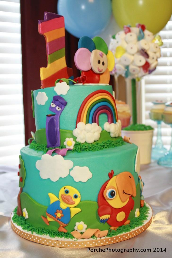 25+ Pretty Image of Baby 1St Birthday Cake
