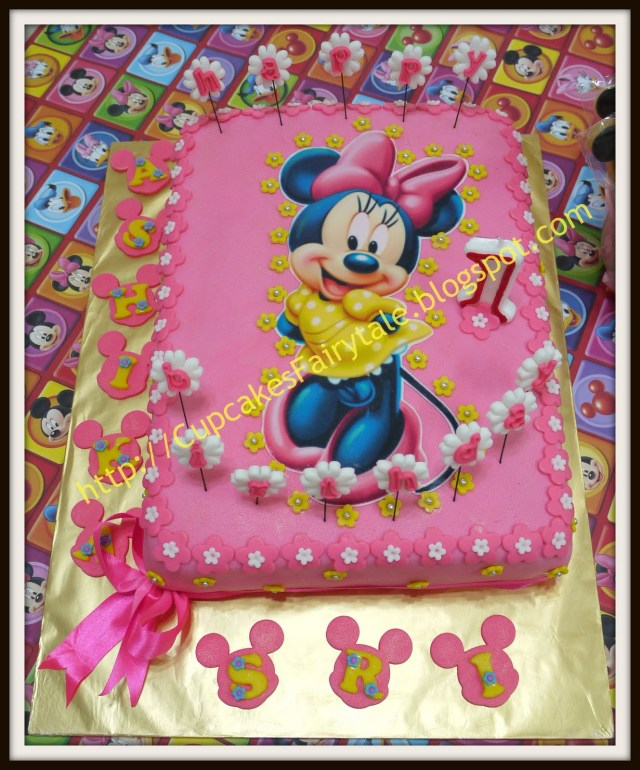 Baby Girl Birthday Cake 2 Year Old Ba Girl Birthday Cakes Birthday Cakes For Girl