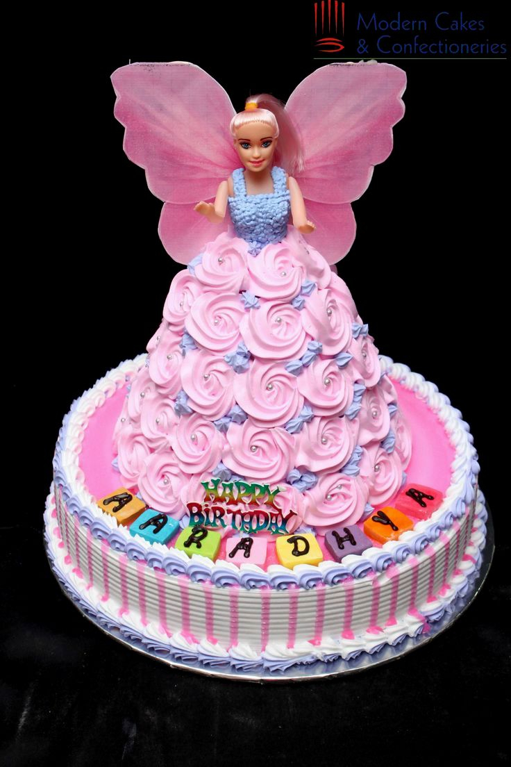 Baby Girl Birthday Cake Latest Cakes For Girls 2 Years Ba