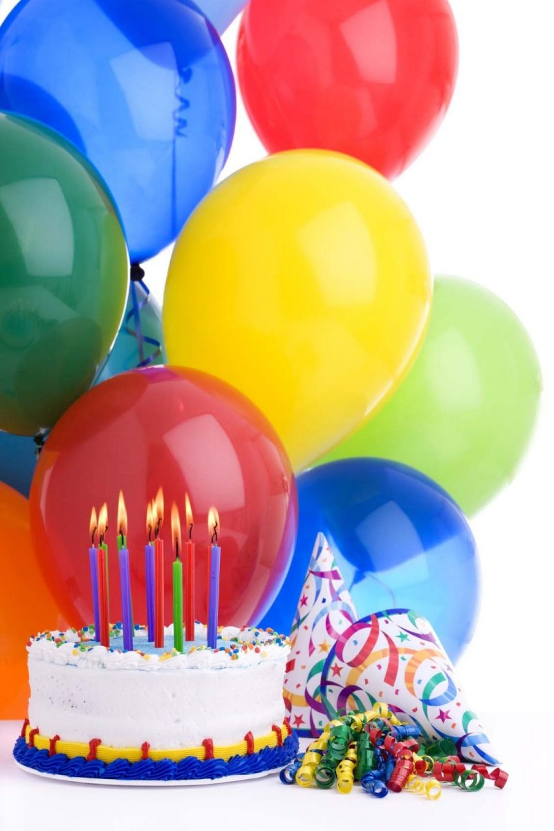 Balloon Birthday Cake Birthday Cake And Balloons Balloons Pinterest Happy