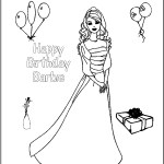 Barbie Printable Coloring Pages Barbie Printable Coloring Pages Projectelysium
