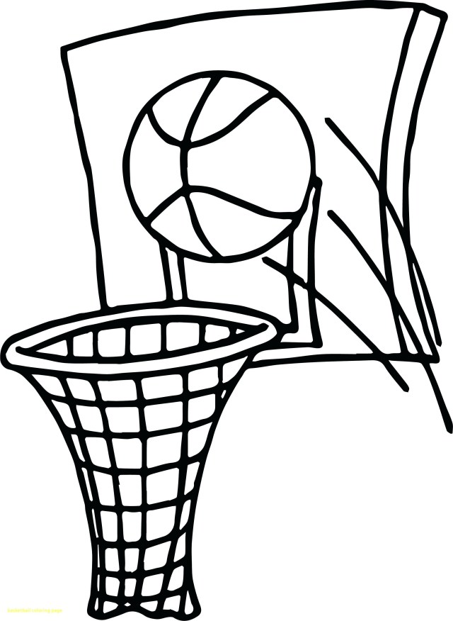 Basketball Coloring Pages Basketball Coloring Pages 8 Futurama