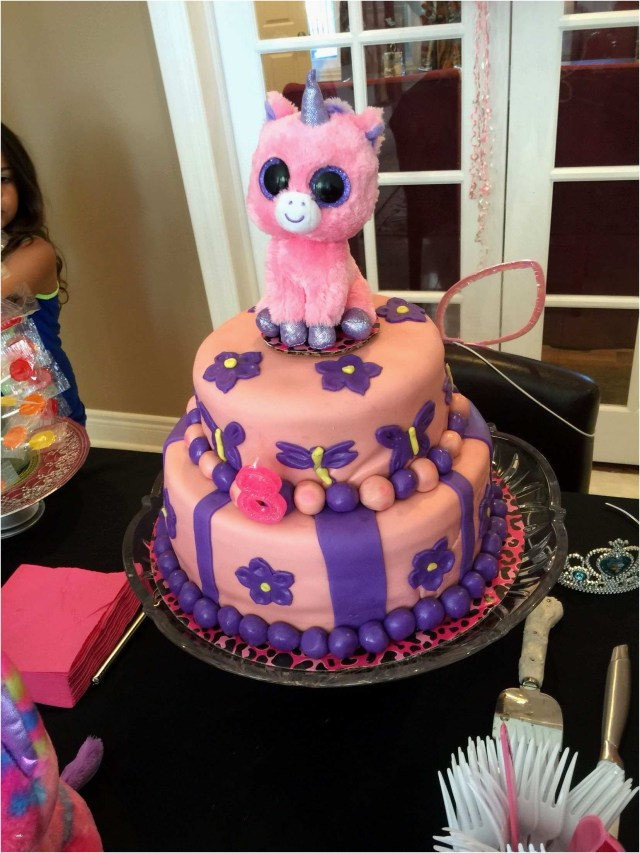 Beanie Boo Birthday Cake Beanie Boo Birthday Party Supplies Fresh Beanie Boo Cake Brynn S