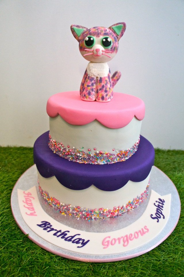 Beanie Boo Birthday Cake Image Result For Beanie Boo Cake Bday Beanie Boo Birthdays