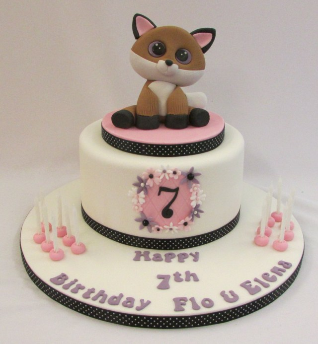 Beanie Boo Birthday Cake Walkden Cake Company On Twitter Cake Of The Day Happy 7th