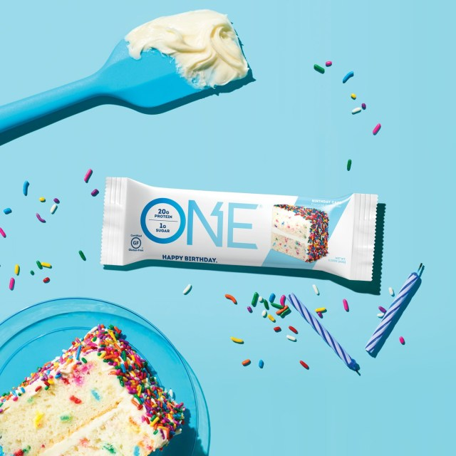 Best Birthday Cake Flavors Birthday Cake Protein Bar Guilt Free Protein Bars
