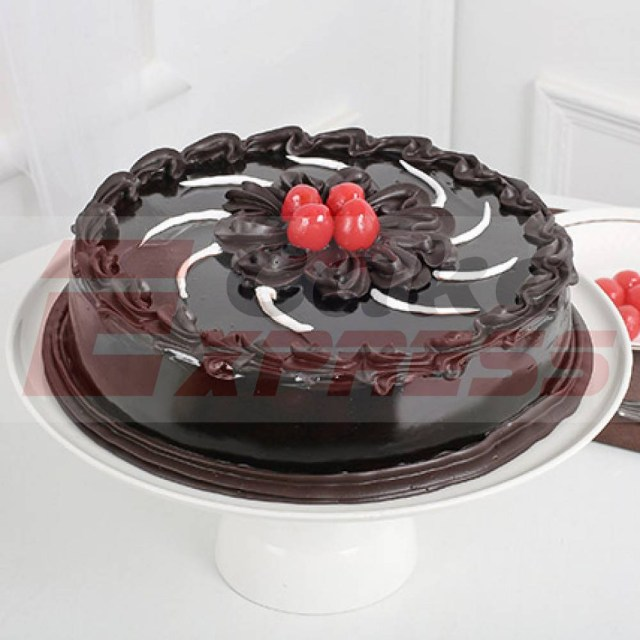 Birthday Cake Delivery Gurugram Special Chocolate Truffle Cake Delivery In Gurugram