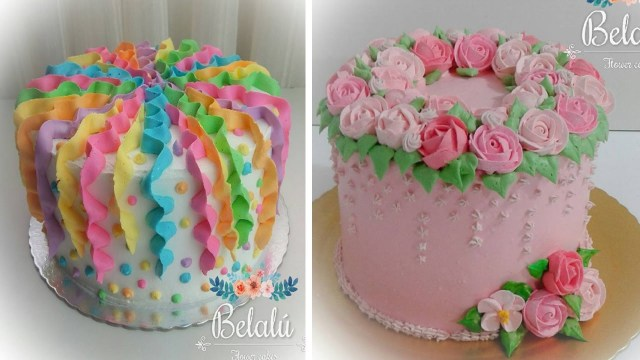 Birthday Cake Designs For Adults Top 20 Birthday Cake Decorating Ideas The Most Amazing Cake