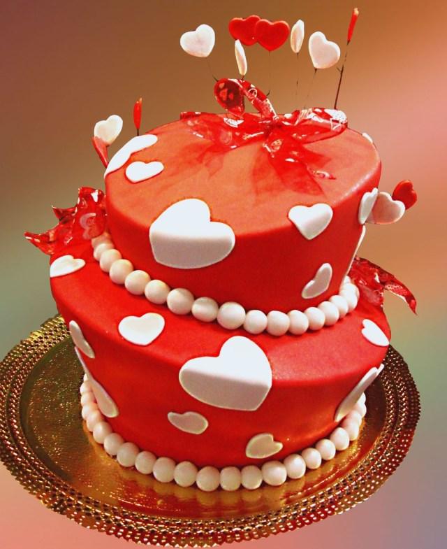 Birthday Cake For Boyfriend Lovers Birthday Cakes