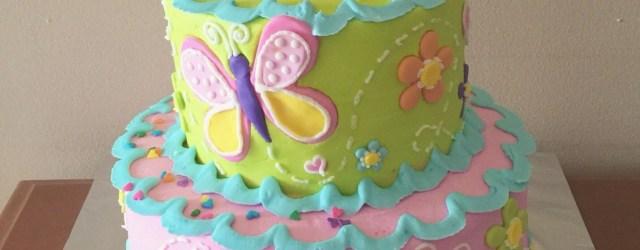 Birthday Cake For Girl 1st Birthday Cake For A Girl My Own Cakes Pinterest Birthday