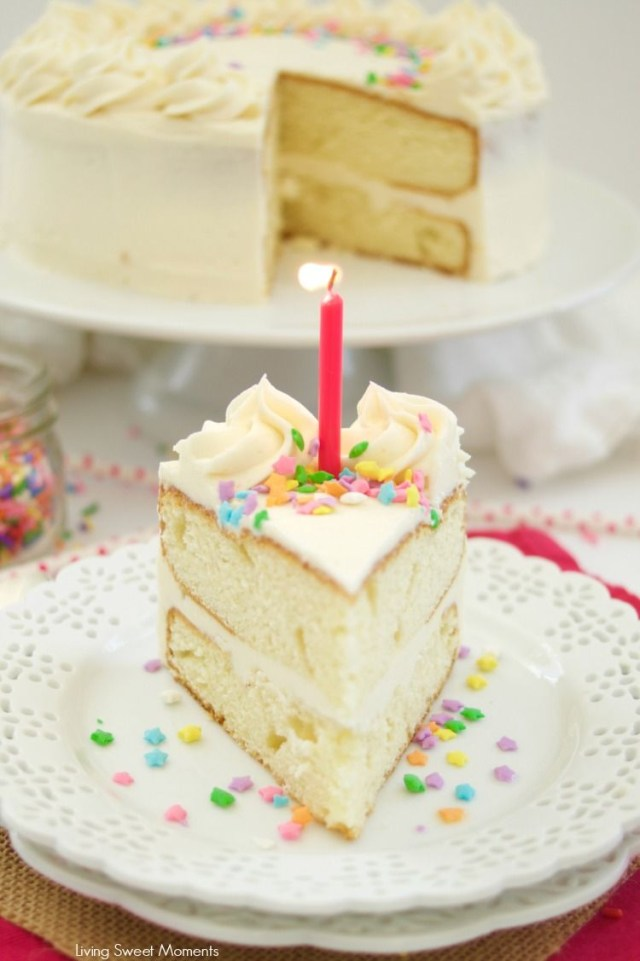 Birthday Cake Frosting Best Cake Recipes My Kind Of Vittles Lets Eat Pinterest
