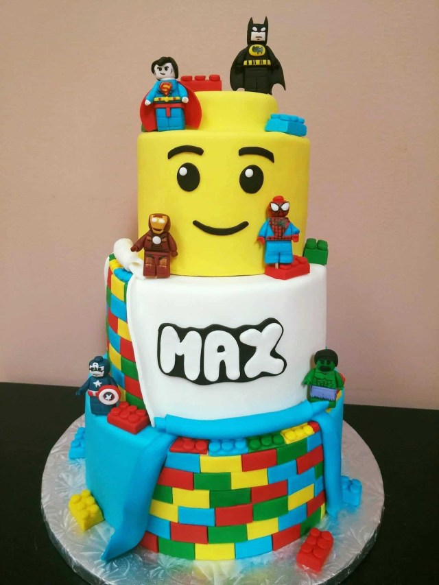 Birthday Cake Ideas For Adults Lego Cake Ideas How To Make A Lego Birthday Cake