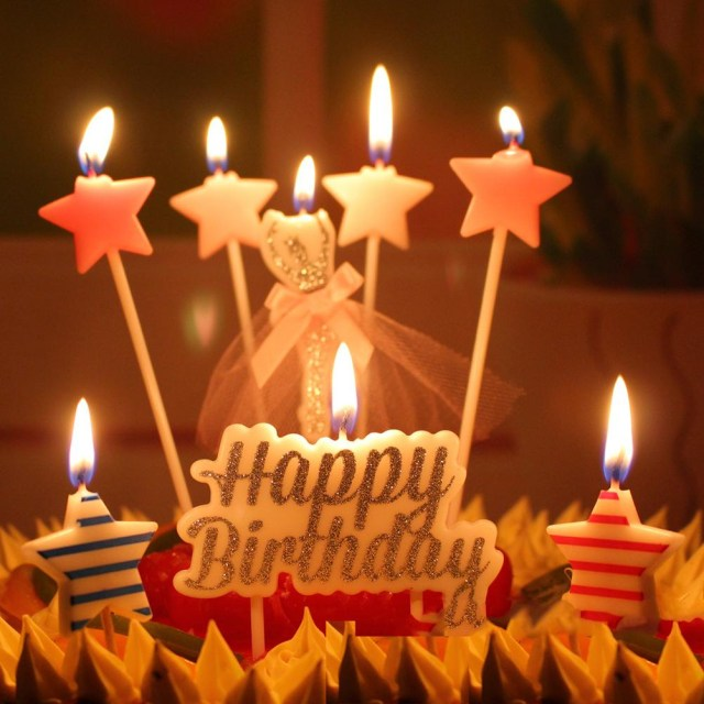 Birthday Cake Images With Candles 2019 6 Design Birthday Cake Candles Safe Flames Party Festivals Home