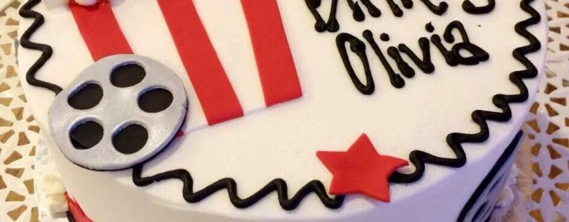 Birthday Cake Movie Movie Themed Party Party Must Haves Pinterest Movie Party