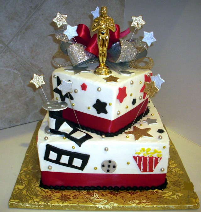 Birthday Cake Movie Moviesfilm Theme Cakes And Cupcakes For The Movie Buffs Out There