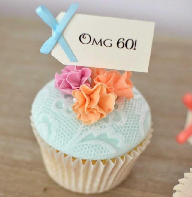 Birthday Cake Toppers Omg Birthday Cupcake Toppers Vintage Twee