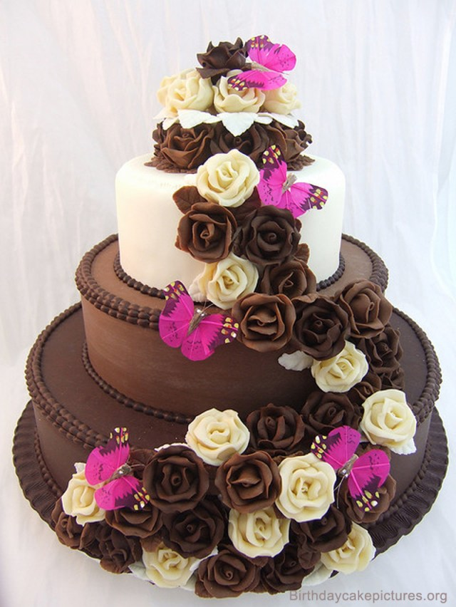 Birthday Cake With Flowers 12 Candy Flowers For Birthday Cakes Photo Beautiful Chocolate