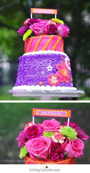 Birthday Cake With Flowers Beautiful Floral Cakes Pretty Birthday Cake Ideas