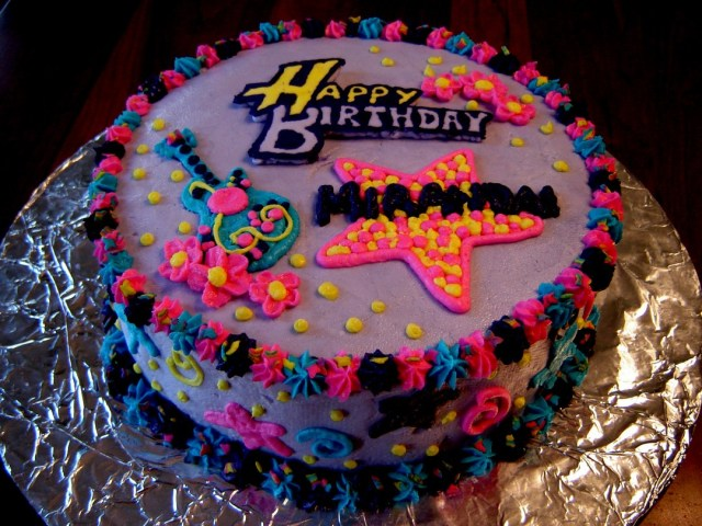 Birthday Cakes For 8 Years Old Girl Gift Ideas