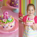 Birthday Cakes For 8 Years Old Girl Graces Cake Decorating Party Glorious Treats