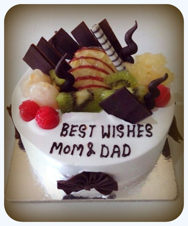 Birthday Cakes For Mom Cakes For Parents Warmoven