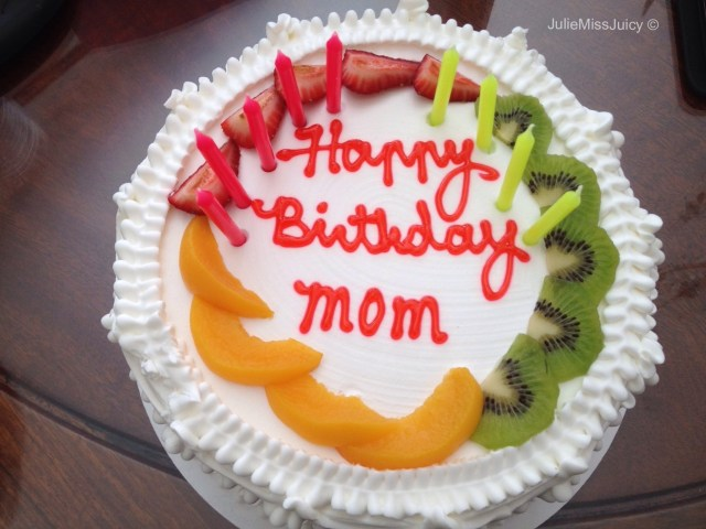 Birthday Cakes For Mom Mommy Birthday Cakes