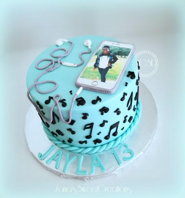 Birthday Cakes For Teenage Girl Mycakesweetdreams Birthday Cake For Teen Girl