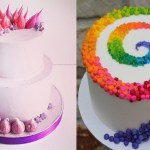 Birthday Cakes Top 20 Easy Birthday Cake Decorating Ideas Oddly Satisfying Cake