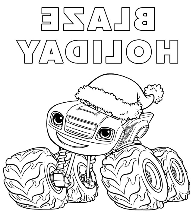 Blaze Coloring Pages Blaze Coloring Pages Pt9f Awesome Blaze Coloring Pages Free And The
