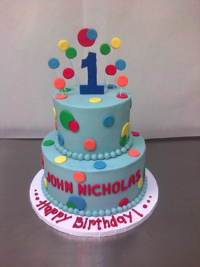 Boys 1St Birthday Cake Designs 11 Custom Birthday Cakes For Boys Photo Boys 1st Birthday Cake