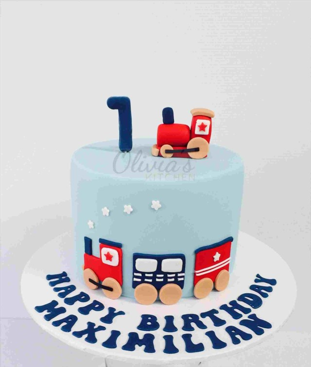 Boys 1St Birthday Cake Designs Cakes First Cake This Was For A Special Ba Rhpinterestcom Number U