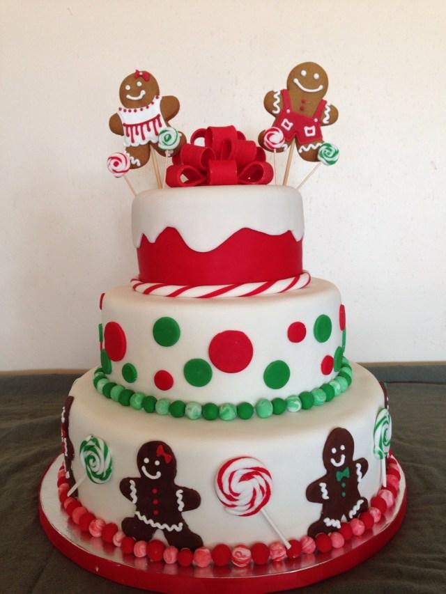 Christmas Birthday Cake Fun Festive Christmas Birthday Cake Great Kids Cakes In 2018