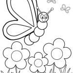 Coloring Pages Spring Coloring Page Coloring Page Free Spring Pages Kids Free Spring