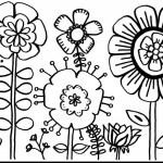 Coloring Pages Spring Coloring Page Coloring Page Spring Sheets Fabulous Sarah Fabulous