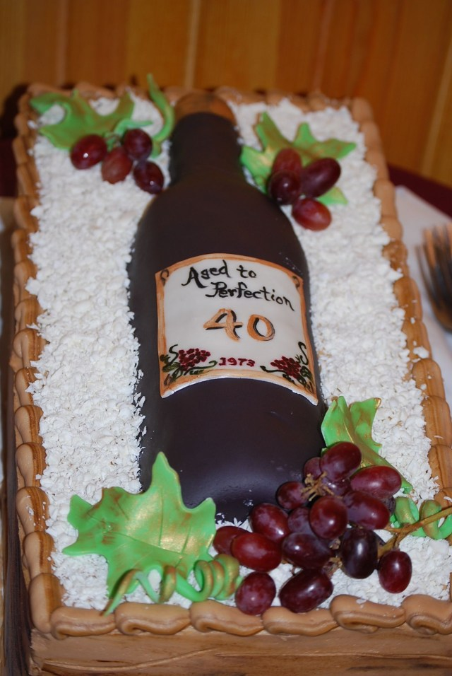 Crazy Birthday Cakes Wine Bottle Birthday Cake Bakery Junk Pinterest Cake Birthday