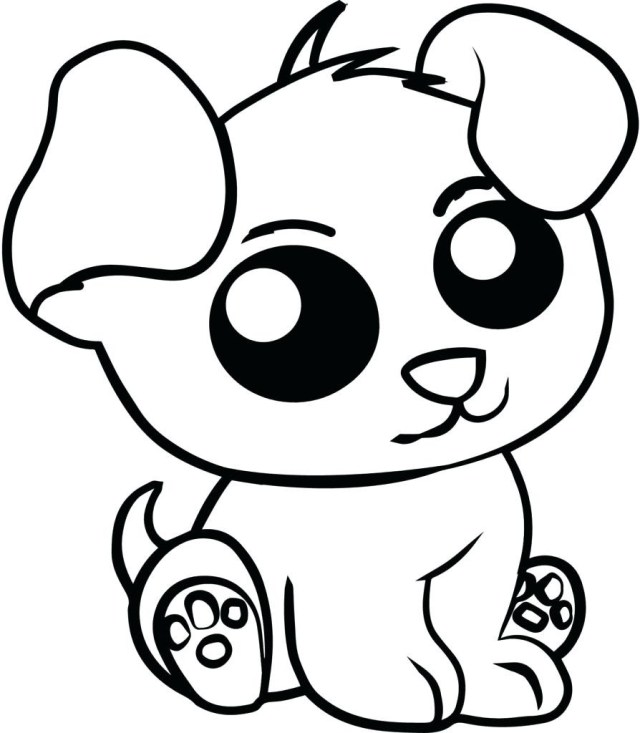 Cute Coloring Pages Fascinating Cute Coloring Pages Spotlight Of Animals Printable