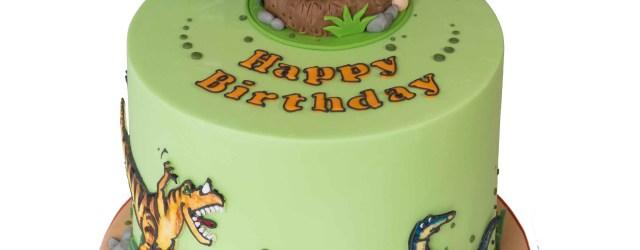 Dinosaur Birthday Cakes Dinosaur Birthday Cake