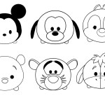 Disney Coloring Pages Free Reduced Cartoon Colouring Pages Print Tsum Disney Coloring Awesome