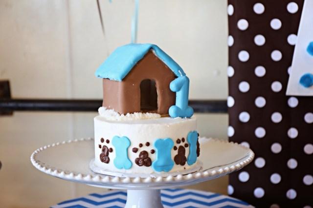 Dog Themed Birthday Cake 9 Puppy Cakes For Girls 1st Birthday Decoration Photo Puppy Dog