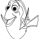 Dory Coloring Pages Ba Dory Coloring Pages At Getdrawings Free For Personal Use