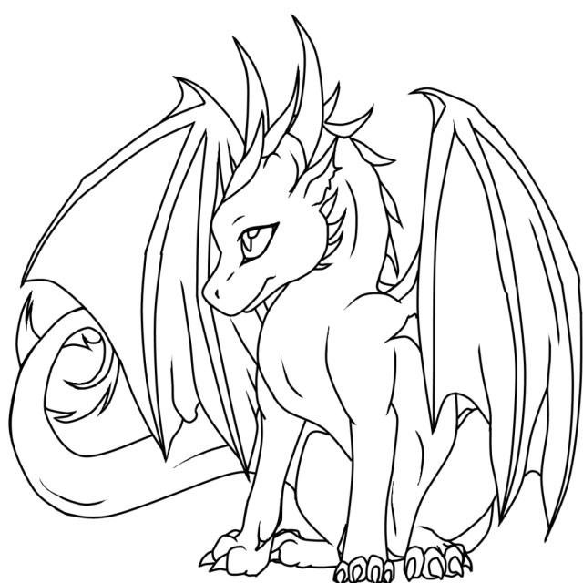 Dragon Coloring Pages Coloring Pages Dragon Coloring Pages Koloringpages Dragons