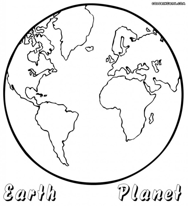 Earth Coloring Pages Sensational Coloring Pages Of The Earth Now Pi 19229 Unknown Page