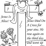 Easter Coloring Pages Religious 25 Religious Easter Coloring Pages Free Easter Activity Printables