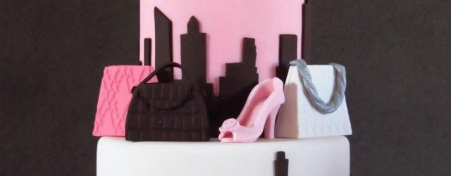 Fashion Birthday Cake 30 Best Designer Fashion Birthday Cakes Cakes And Cupcakes