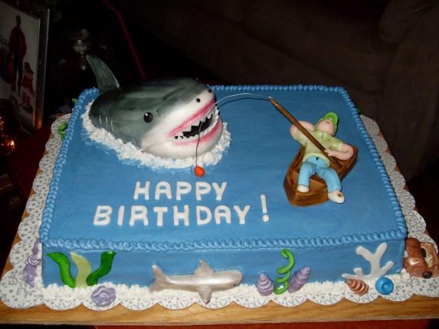 Fishing Birthday Cakes Download Fish Birthday Cake Abc Birthday Cakes