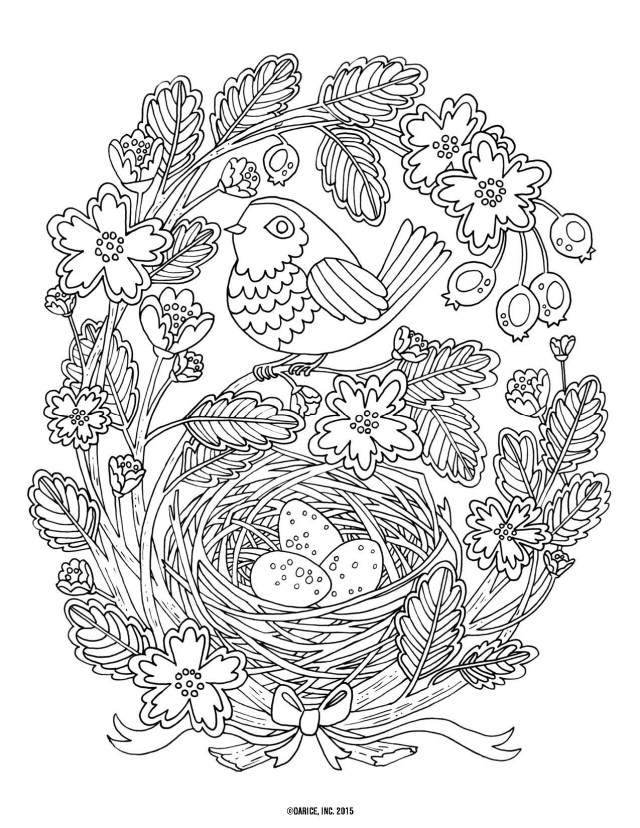 Flower Adult Coloring Pages Printable Coloring Pages For Adults Flowers With Flower Adult
