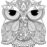 Free Mandala Coloring Pages Owl Mandala Coloring Pages Gallery Free Books New Of Owls Ba Boom