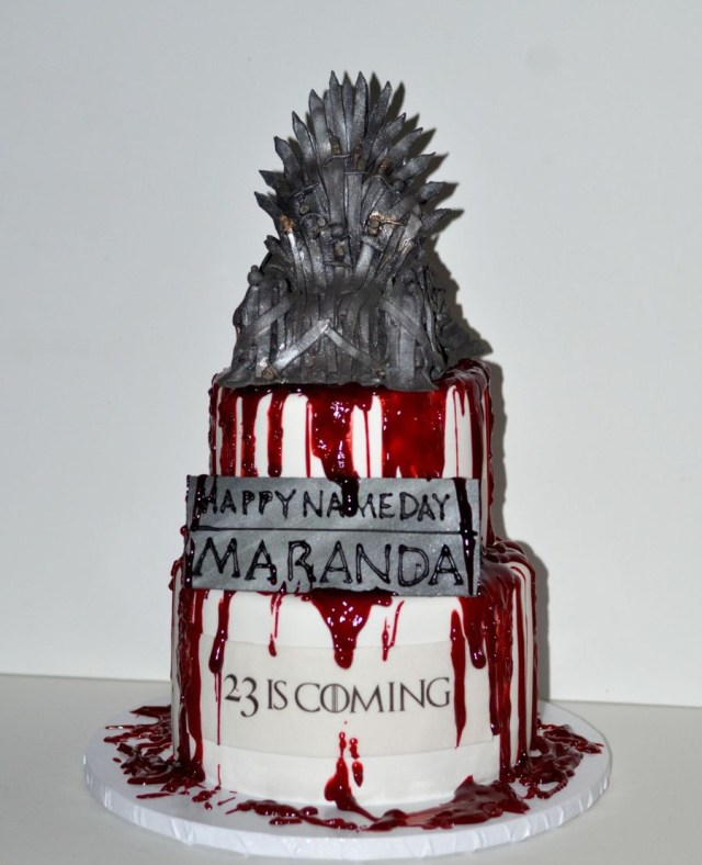 Game Of Thrones Birthday Cake Game Of Thrones Birthday Cake Cakecentral